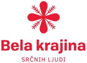 bela krajina slovenia green logo