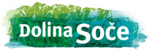 dolina soče slovenia green logo