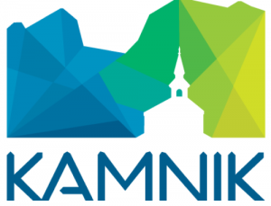 kamnik slovenia green logo