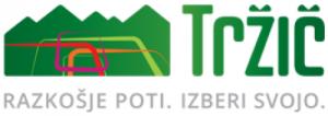 trzic slovenia green logotip