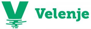 velenje slovenia green logo