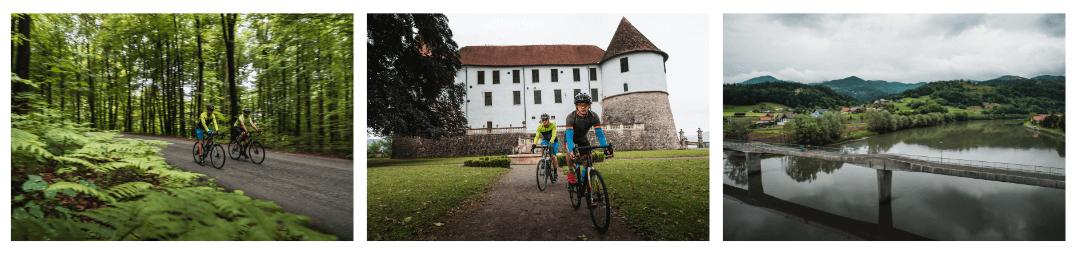 Sevnica cycling tour
